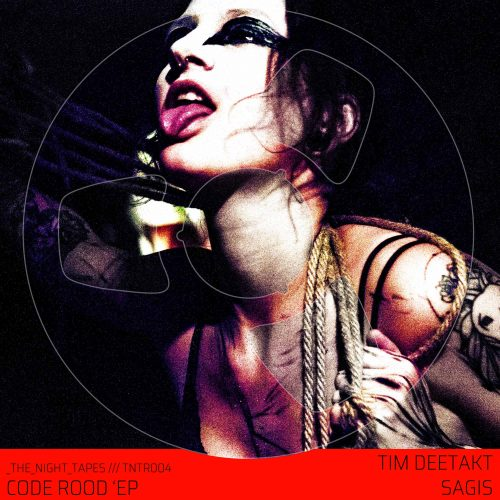 Tim Deetakt & Sagis - Code Rood EP